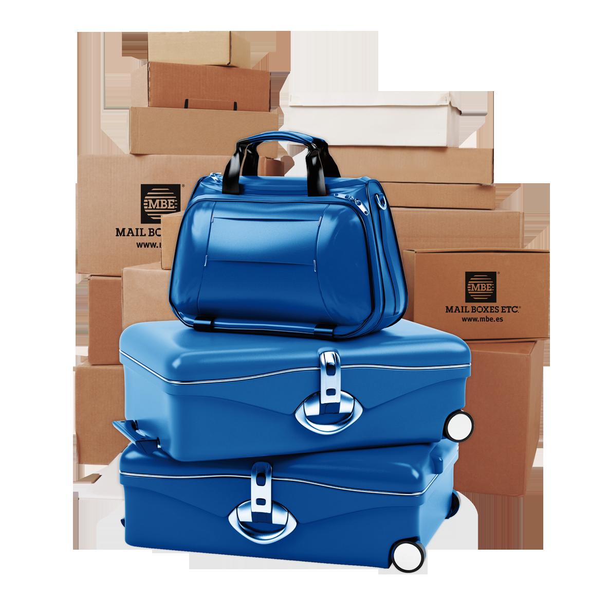 10% descuento para socios de Usabal en envío de equipaje