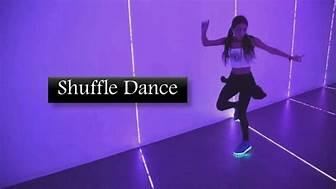 SHUFFLE DANCE 13-16 Años
